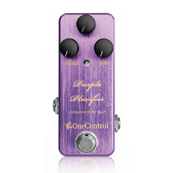 目指したのはあの プレキシサウンド One Control Plexifier まとめ買い特価 新作 人気 Purple