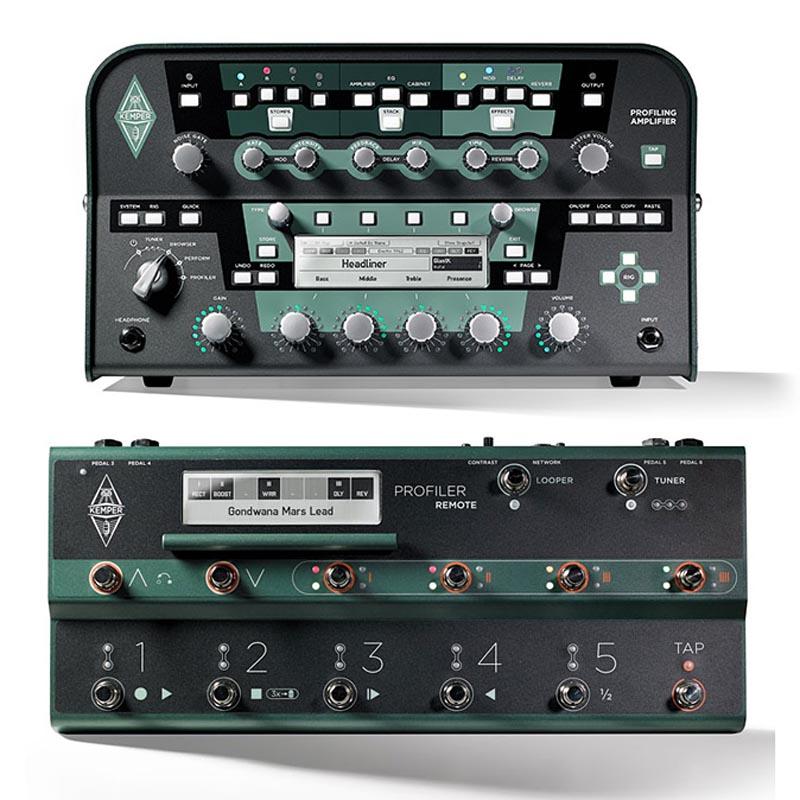 好きに Kemper Profiler PowerHead + Remote SET 【rpt5】, イエシマチョウ 9109bea9