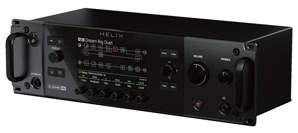 LINE6 Helix Rack 【3U/220mmラックケースセット】 【rpt5】