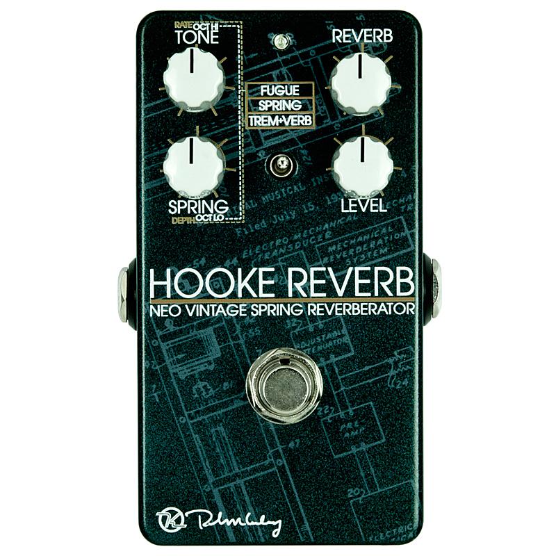 keeley Hooke Reverb 【今がチャンス!円高還元セール!】