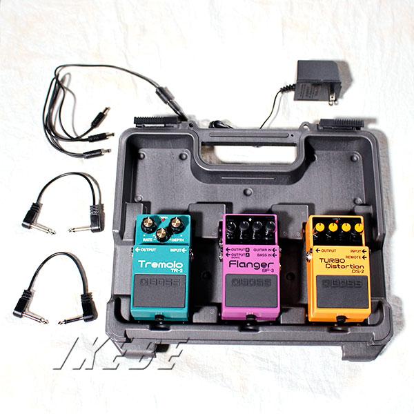 BOSS ギター用コンパクトエフェクターセット~超個性~(強力強烈サウンド) 【rpt5】
