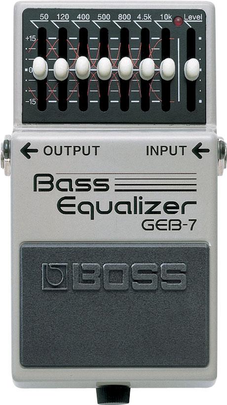 BOSS GEB-7 Bass Equalizer 【期間限定★送料無料】 【rpt5】