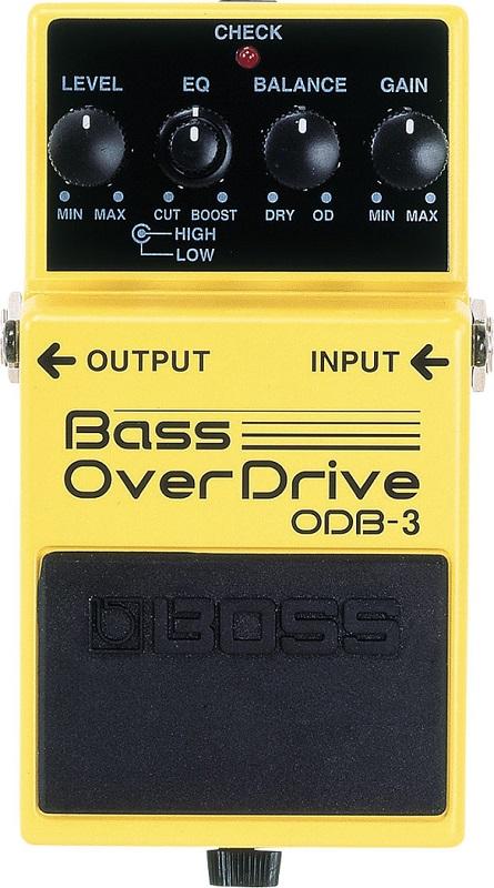 BOSS ODB-3 Bass Over Drive 【期間限定★送料無料】 【rpt5】