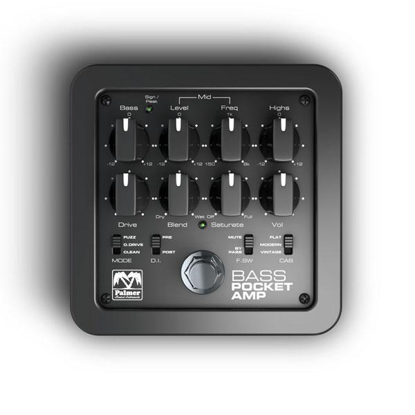 Palmer Pocket Amp Bass
