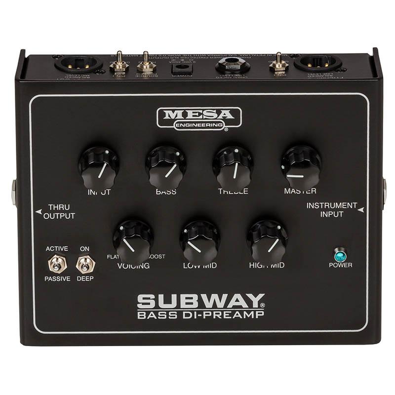 Mesa Boogie Subway Bass DI-Preamp