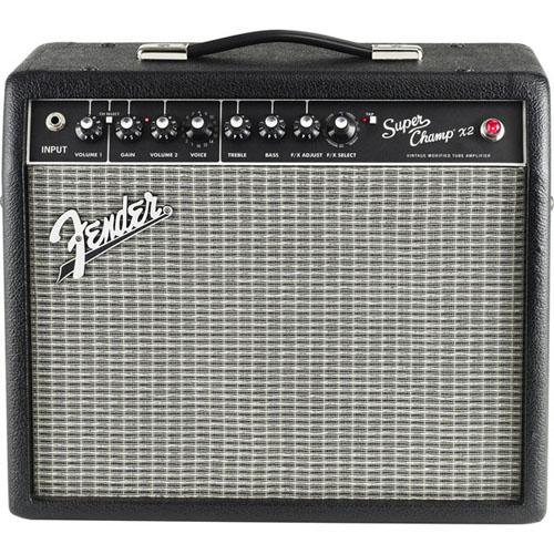 Fender USA Super Champ X2