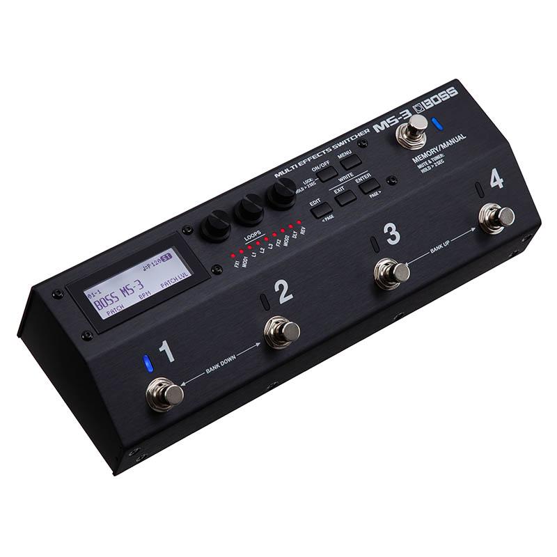 BOSS MS-3 [Multi Effects Switcher] 【rpt5】