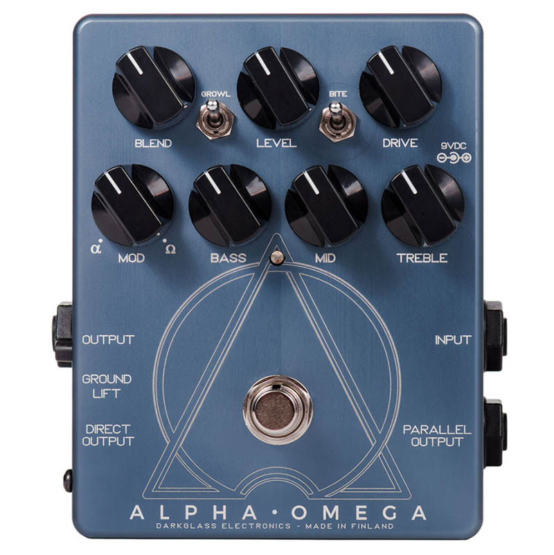 Darkglass Electronics ALPHA.OMEGA