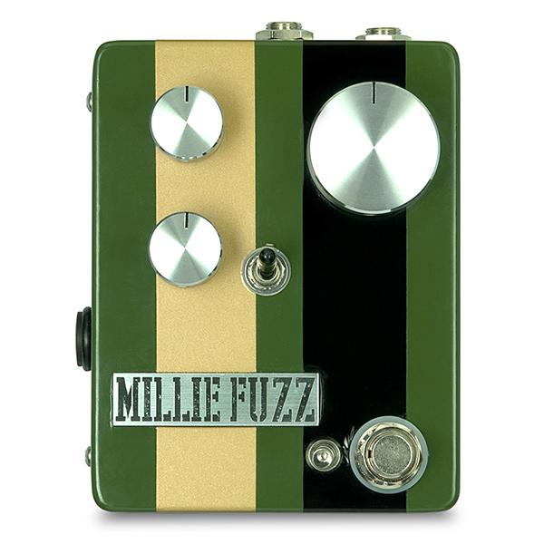 6 Degrees FX Millie Fuzz mkII CS Standard
