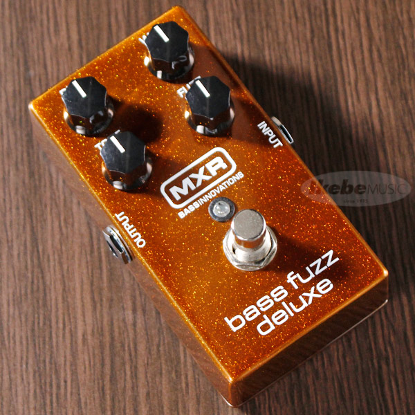 MXRM84 BASS FUZZ DELUXE 【特価】 【9Vアダプタープレゼント!】