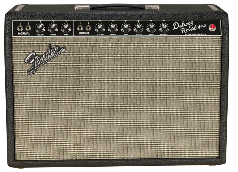 Fender USA '64 Custom Deluxe Reverb 【rpt5】