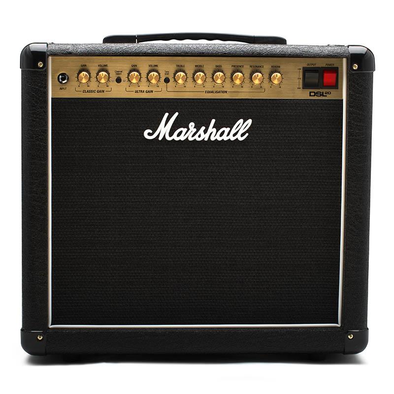 Marshall DSL20C 【rpt5】