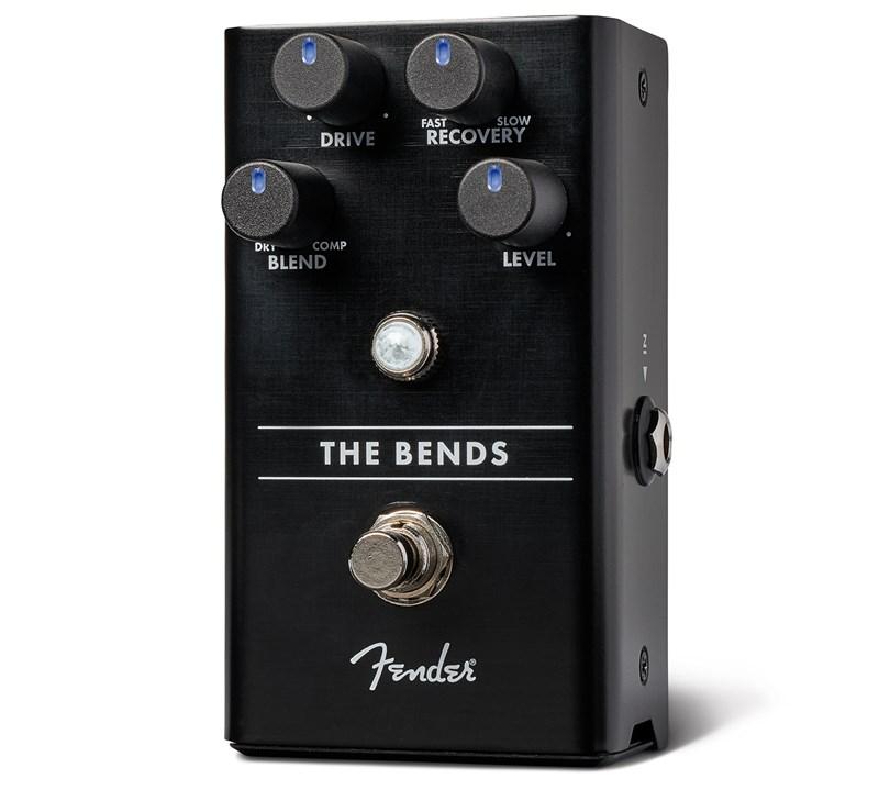 Fender USA The Bends Compressor Pedal [234531000]