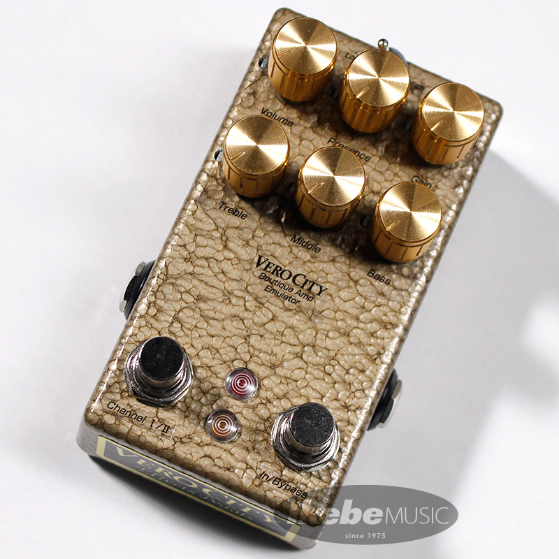 VeroCity Effects Pedals Vero-HighGain