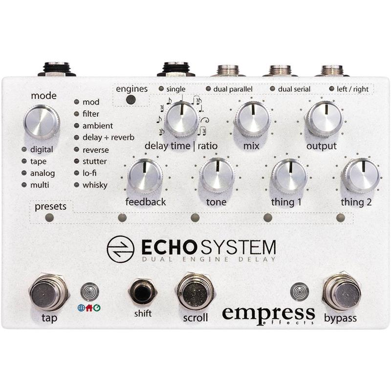 Empress Effects Echosystem