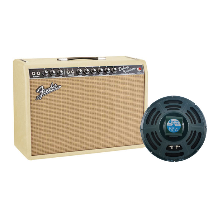Fender USA '65 Deluxe Reverb Dirty Blonde Limited Edition 【アウトレット特価】