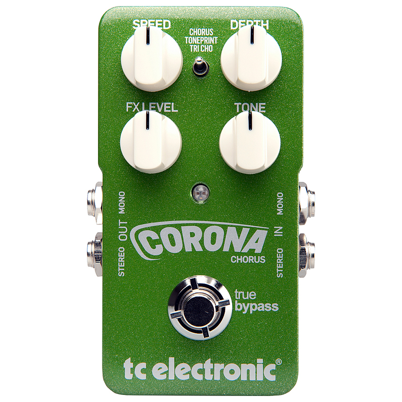t.c.electronic CORONA CHORUS