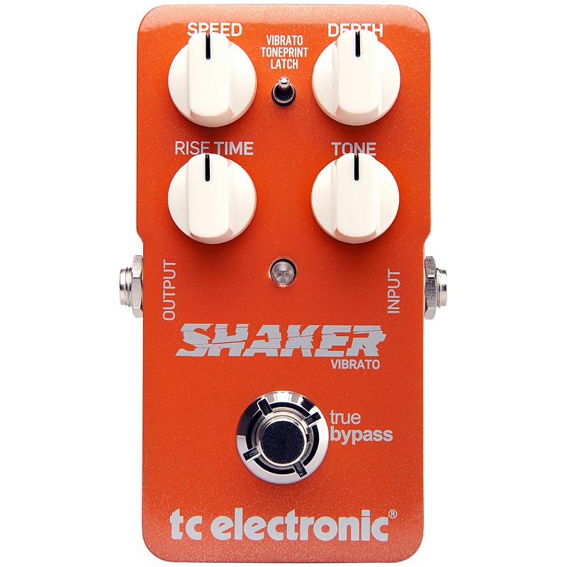 t.c.electronic SHAKER VIBRATO