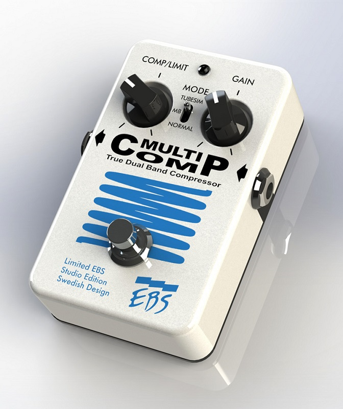 EBS MultiComp Studio Edition Limited Pearl White Edition 【即納可能】