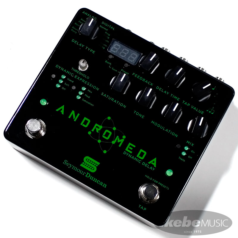 Seymour Duncan Andromeda-Dynamic Delay-