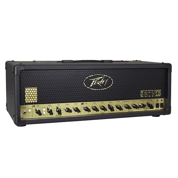 PEAVEY 6505+ 50th Anniversary Gold 【国内25台限定販売】