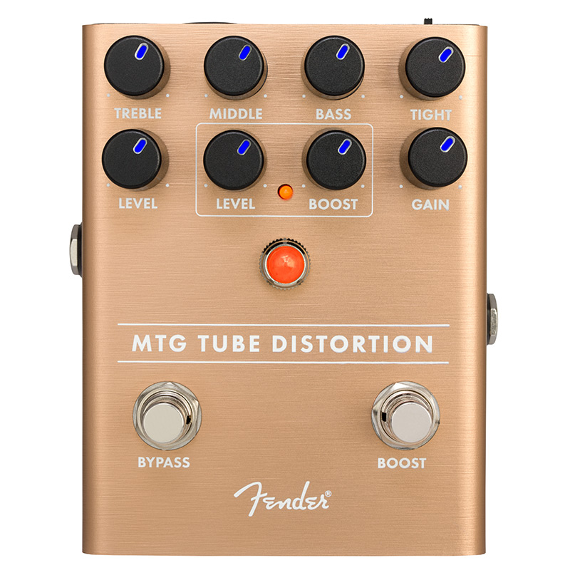 (税込) Fender USA Tube MTG Tube Distortion Distortion USA Pedal, 那覇市:8464fce8 --- totem-info.com