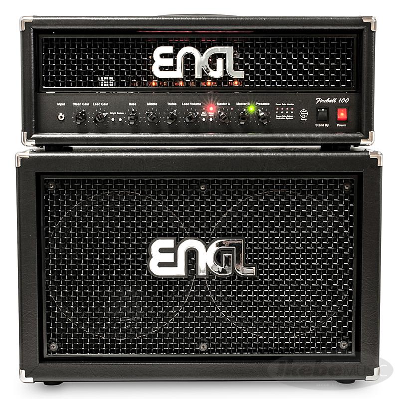 ENGL Fireball 100 [E635] + 2x12 Pro Cabinet [E212VHB] SET 【購入特典3点セット付き】