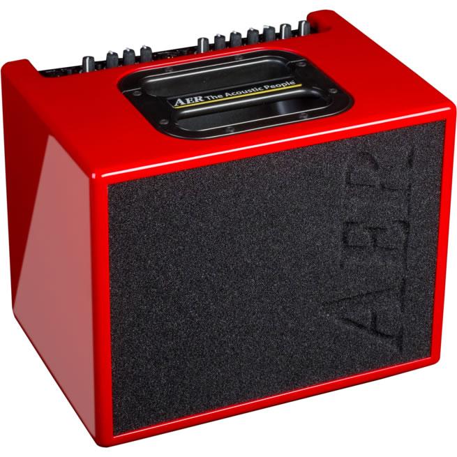 "AER Compact60/4 RHG ""RED HIGH GLOSS"" 【国内初回入荷分イケベ独占販売】 【5月下旬入荷予定】"