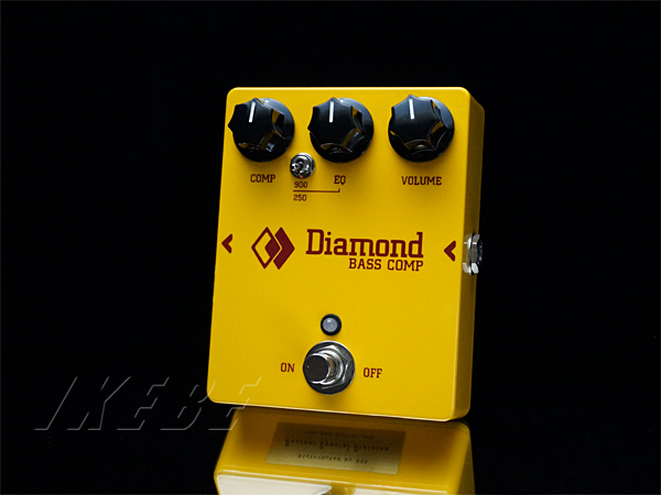 DIAMOND GUITAR PEDAL BASS COMPRESSOR [BCP-1]