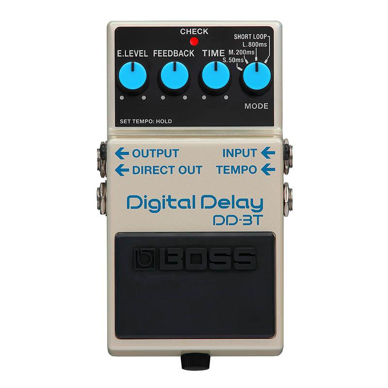 BOSS DD-3T [Digital Delay]【期間限定★送料無料】 【rpt5】【IKEBE×BOSSオリジナルデザインピックケースプレゼント】