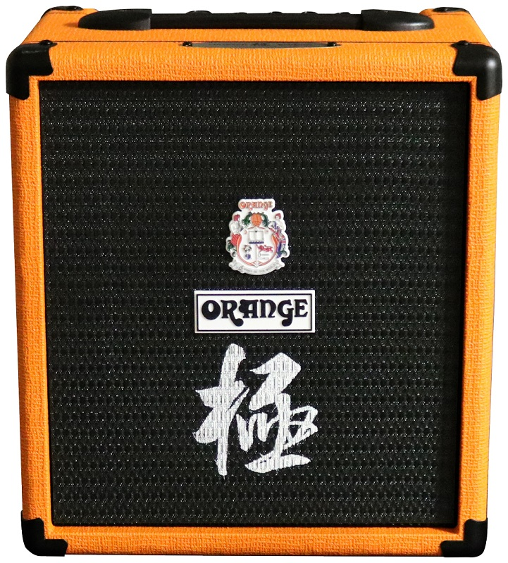 Orange CRUSH 25B HINATCH [日向秀和コラボモデル] 【ポスター/ポストカード&ひなっち解体新書プレゼント!】 【12月下旬入荷予定】