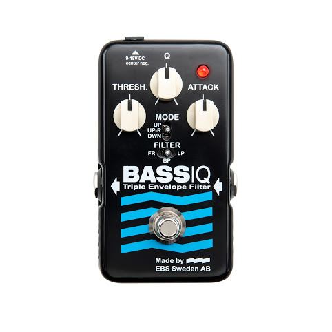 EBS BASS IQ Blue Label