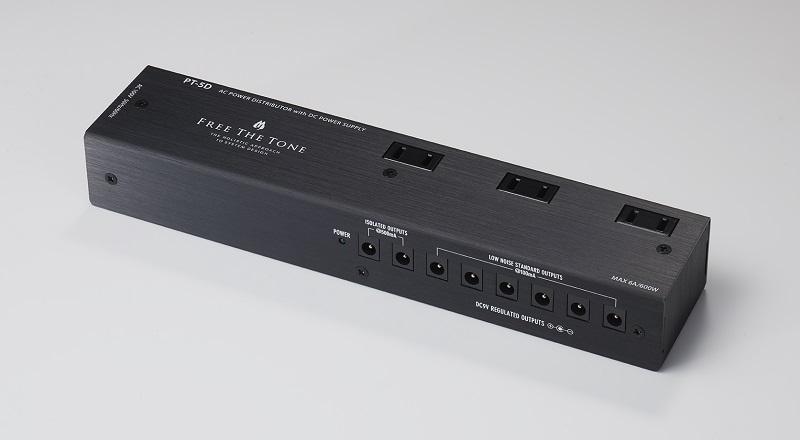 Free The Tone PT-5D/AC POWER DISTRIBUTORwithDC POWERSUPPLY【12月26日発売予定】