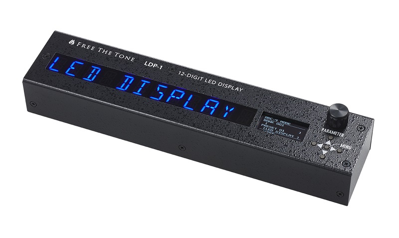 Free The Tone LDP-1[12-DIGIT LED DISPLAY]