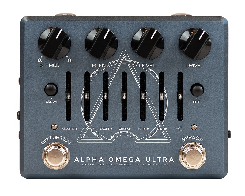 Darkglass Electronics Alpha·Omega Ultra v2 with Aux In 【即納可能】