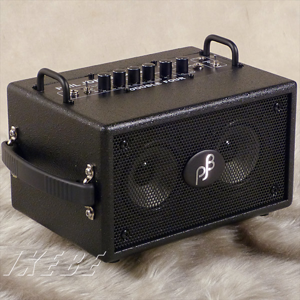 PJB(Phil Jones Bass) Double Four BG-75 (BLACK)