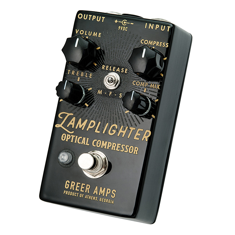 Greer Amps Lamplighter Optical Compressor 【特価】