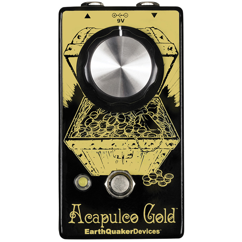 EarthQuaker Devices Acapulco Gold Power Amp Distortion