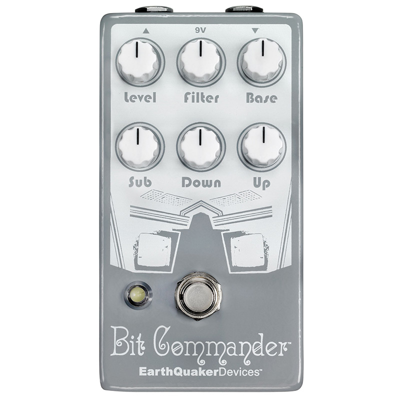 EarthQuaker Devices Bit Commander Octave Synth
