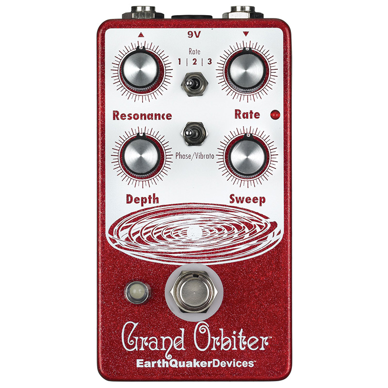 EarthQuaker Devices Grand Orbiter Phase Machine