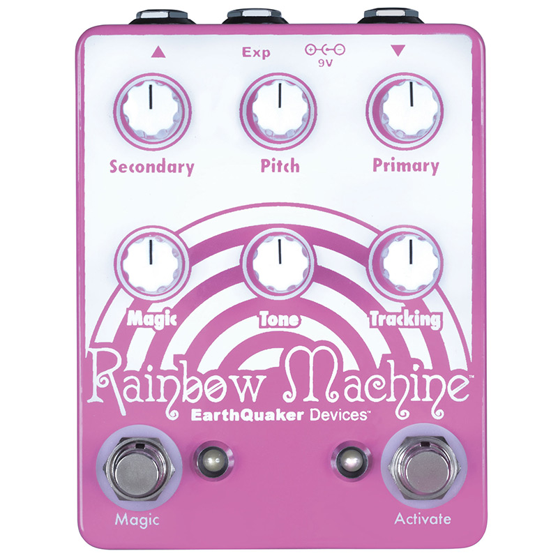 EarthQuaker Devices Rainbow Machine Polyphonic Pitch Shifter