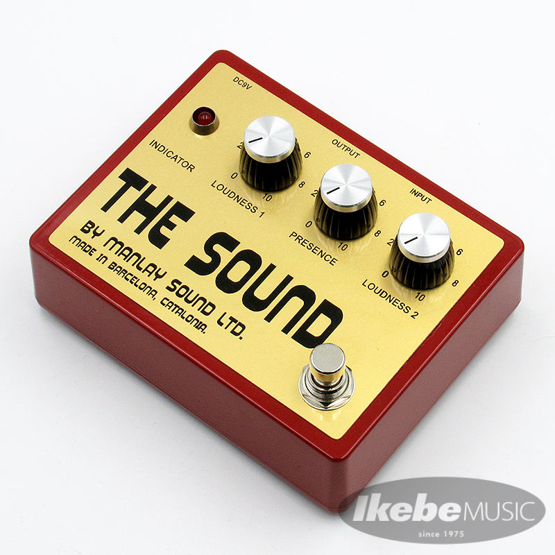 Manlay Sound The Sound [Classic Overdrive]