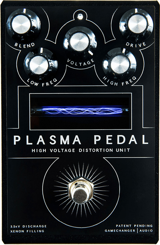 Gamechanger | Audio PLASMA Pedal