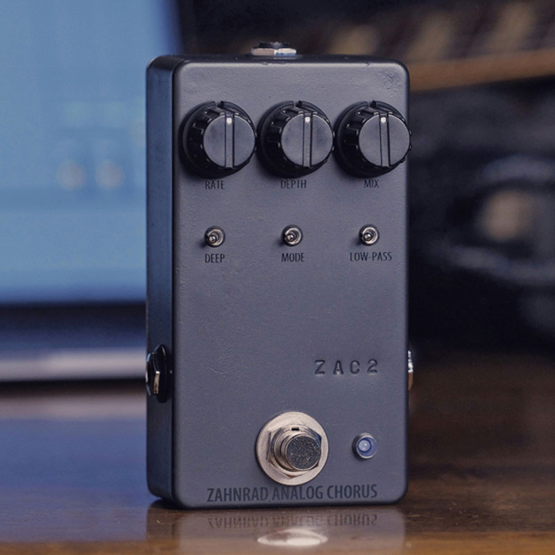 <title>Zahnrad 新色追加して再販 by nature sound ZAC-2 Vintage CE-2 Type</title>