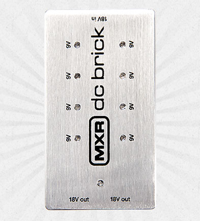MXR DC Brick Power Supply [M237]