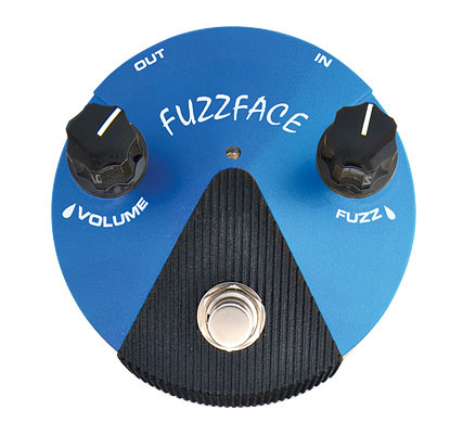 Dunlop (Jim Dunlop) Fuzz Face Mini Silicon (FFM1)