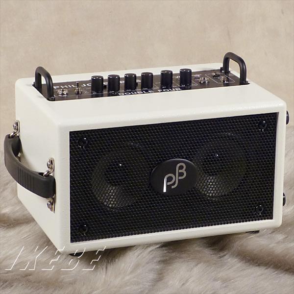 PJB(Phil Jones Bass) Double Four BG-75 (WHITE)