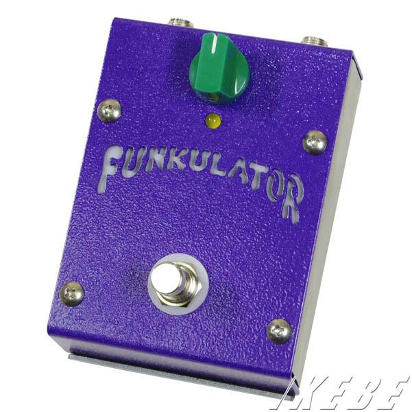 Creation Audio Labs FUNKULATOR [BASS TONE SHAPER] 【今がチャンス!円高還元セール!】