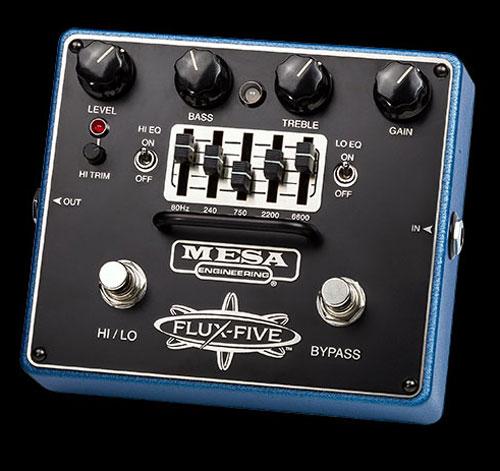 激安格安割引情報満載 エフェクター オーバードライブ Mesa FLUX-FIVE Boogie 出荷