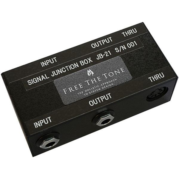 Free The Tone JB-21 [SIGNAL JUNCTION BOX]